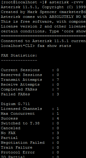 How to Send Fax Asterisk FreePBX Free - IT Secure NetIT