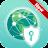 Unlocker Sites - Free Unlimited Proxy VPN Browser logo