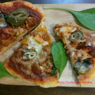 Garlic Butter Chicken Pizza Recipes