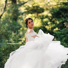 Wedding photographer Ruslan Ramazanov (ruslanramazanov). Photo of 27.06.2018