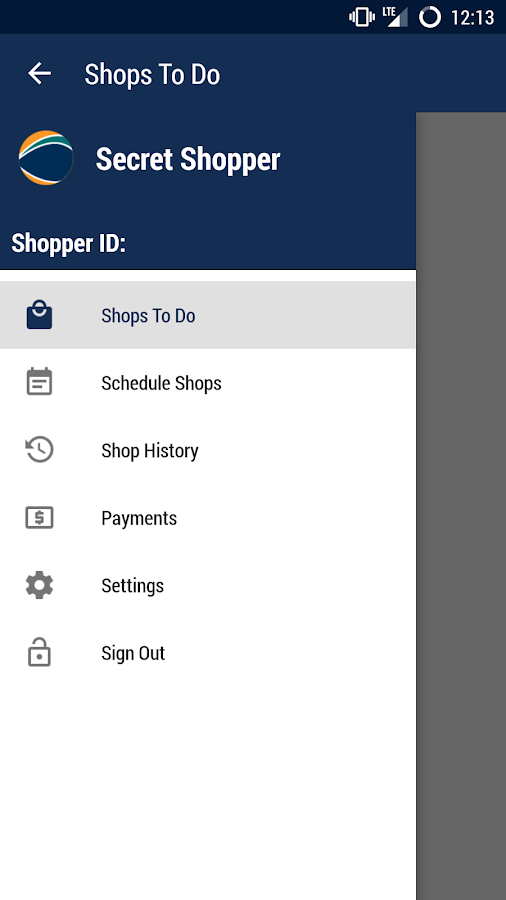 Secret Shopper ®- screenshot