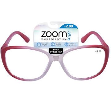 Gafas Zoom Togo Lectura Sin Aro 1 Aumento 2.00 X1 Und