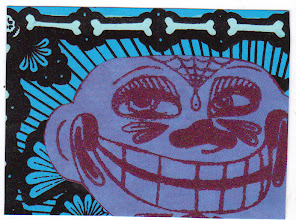 Photo: Wenchkin's Mail Art 366 - Day 242 - Card 242a
