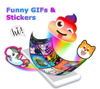 App ❤️Emoji keyboard - Cute Emoticons, GIF, Stickers APK for Windows Phone