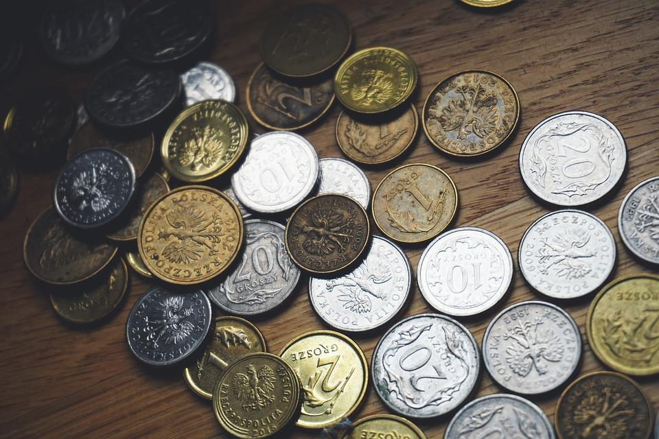 Coins, Money, Pay, Savings, Cents, Collection, Wealth