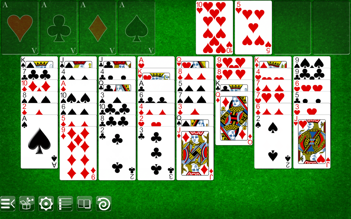 FreeCell Solitaire Free - Android Apps on Google Play
