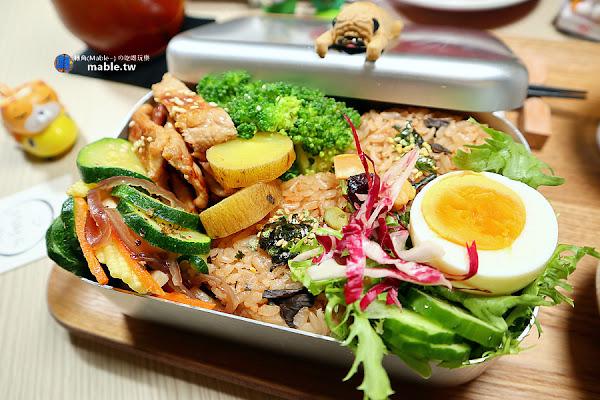 May 16 cafe:不限時咖啡館,必點茶香入菜日式飯盒、抹茶奶酥厚片