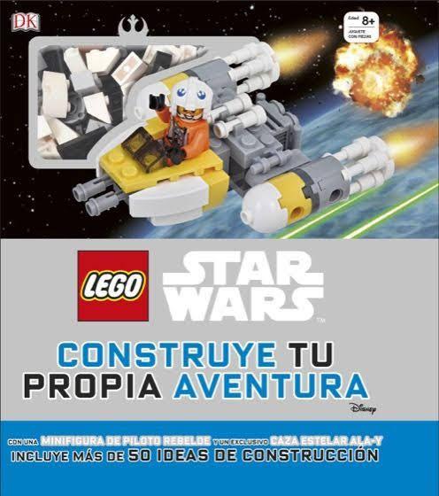 LEGO® City. Star Wars. Construye tu Propia Aventura