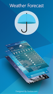 App Weather Forecast apps - live Weather 2019 APK for Windows Phone
