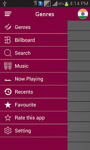 android Free Music - Mp3 Audio Player Screenshot 10
