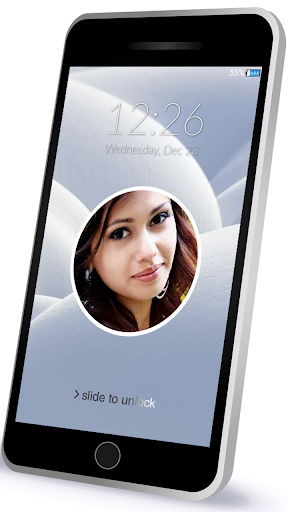 My Photo Lock Screen OS10