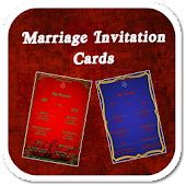 MR Marriage Invitation Cards