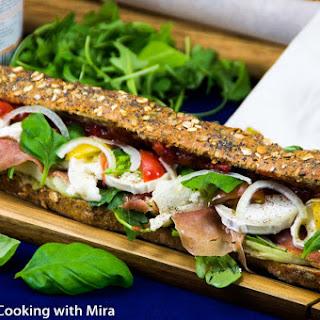 Prosciutto Sandwich Baguette Recipes