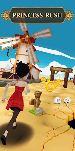 Princess Rush-Survival Adventures 2020  screenshots 1