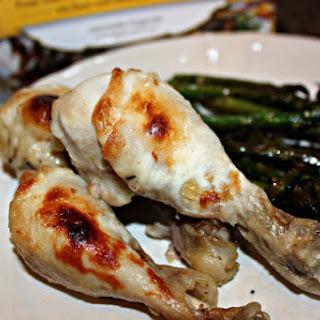Lemon Garlic Chicken Legs Instant Pot Recipe