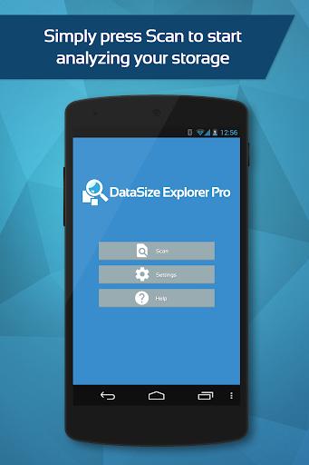 DataSize Explorer Pro