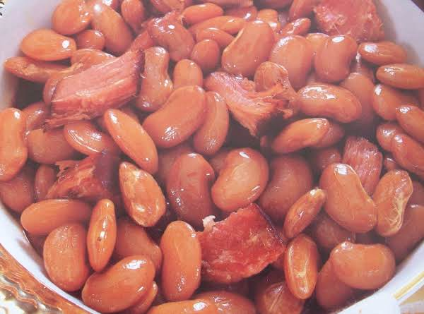 Daune's Boston Baked Beans Recipe