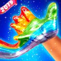 Crazy Slime Maker 2019 - Fun Fluffy Squishy Game icon