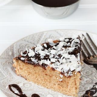Dreamy Vanilla Vegan Gluten-Free Cake.