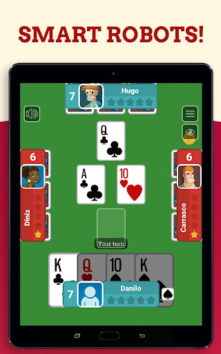 Euchre Free: Classic Card Games For Addict Players - screenshot