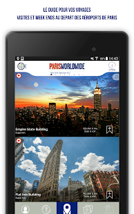 Paris Worldwide - City Guide – Vignette de la capture d'écran