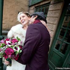 Wedding photographer Nikolay Polyakov (nikpolyakov). Photo of 26.08.2013