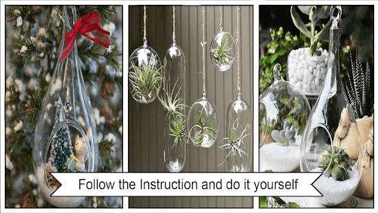 Hanging Terrarium Ornaments - náhled
