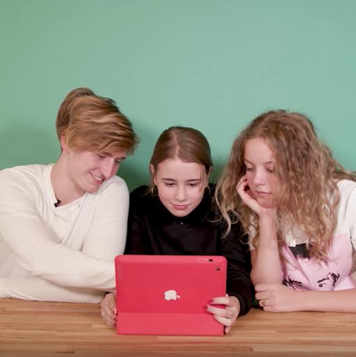 Virtual Platform - Reinventing 'børnetelefonen' preview
