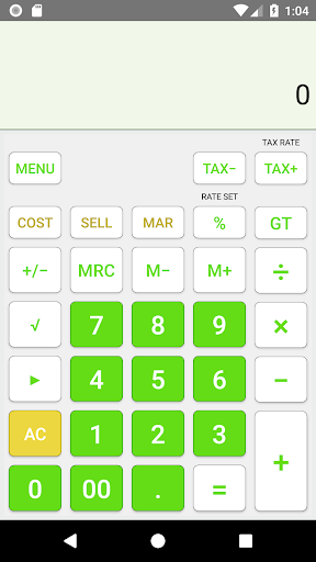 Calculator [Pro] - Classic Calculator App App Report on