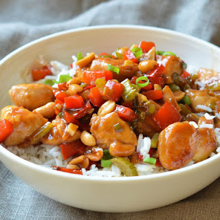 Chicken With Green Peppers Recipes.