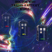 TARDIS BATTERY WIDGET