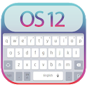 Stylish OS 12 Keyboard icon
