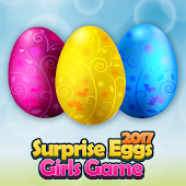 Surprise Eggs Girls Game 2017