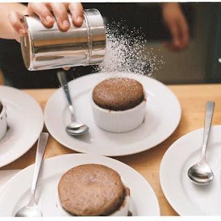 Chocolate Soufflé recipe | Epicurious.com.