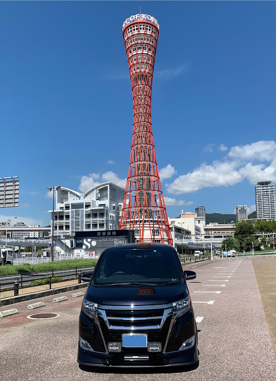 エスクァイア ZWR80GのE.C.O.J,福岡,神戸ポートタワー,暇人会in神戸に関するカスタム&メンテナンスの投稿画像4枚目