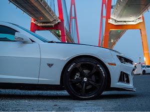 カマロ   LT RS 3.6L カメマレイティブエディション30台限定車のカスタム事例画像 トムさんの2020年08月03日07:34の投稿