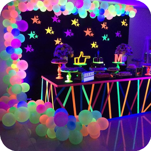 Baixar Idéias de decoração para festas. para Android