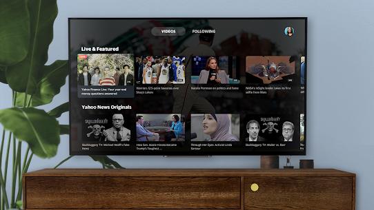 Yahoo: News, Sports, Finance & Celebrity Videos 1.3.0 APK Mod Updated 2