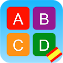 Spanish Crosswords for Kids icon