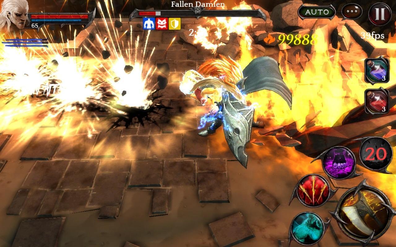 Darkness Reborn screenshot #8
