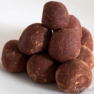 Chocolate Walnut Truffles/Ganache (Vegan) Recipe