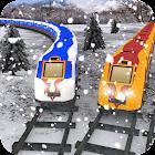 super Ferrovia trem simulador icon