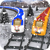 Train Sim Drive Express: Modern Bullet Train 3D