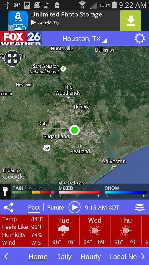 Houston Radar Map Indiana Map