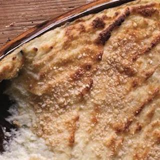 Goat Cheese Mashed Potatoes