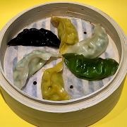 Steamed Fish Dumplings