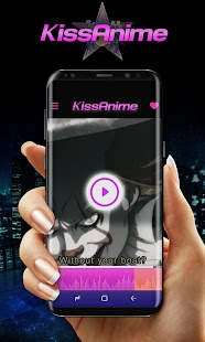 TV KissAnime Watch/Download - Free Web Bowser - náhled