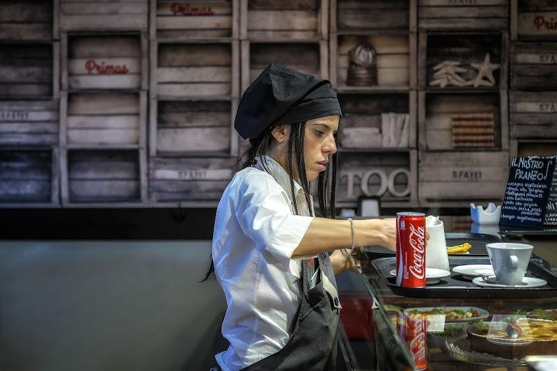 Una coca e tre caffè di Sergio Locatelli