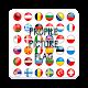 image profil drapeau