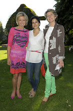 Photo: Princess Ingeborg of Schleswig-Holstein, Anahita Baroness of  Plotho and Marita, Baroness of Plotho  (c) Tinnefeld